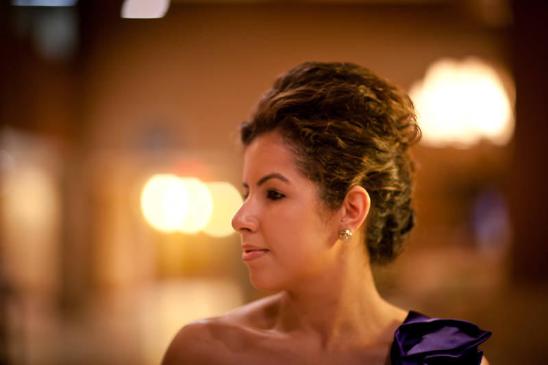 Boston wedding hair stylist Lindsay Griffin updo