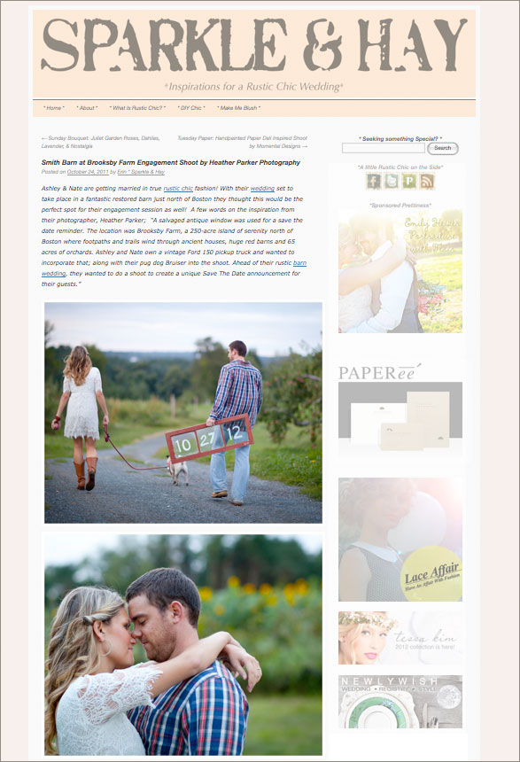 Smith Barn Brooksby Farm wedding venue engagement photography