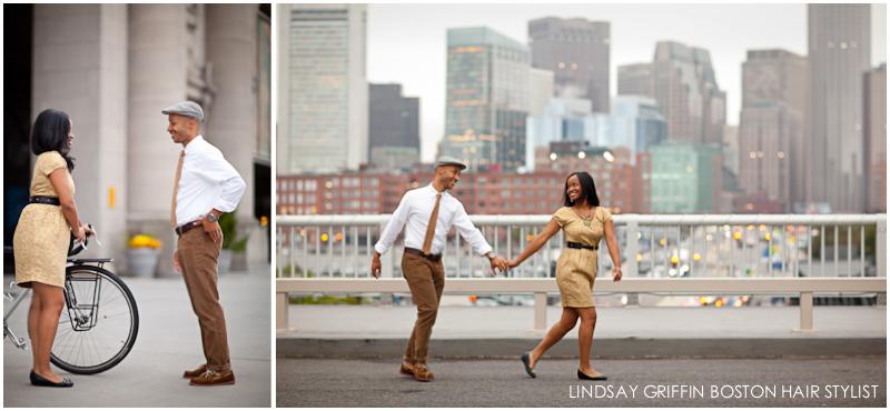 Boston Wedding Hairstylist Lindsay Griffin and Boston Wedding Photographer Heather Parker
