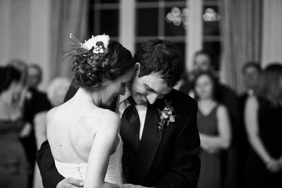 Boston wedding first dance