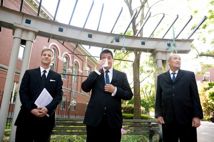 Cambridge Multicultural Arts Center Boston Wedding 10