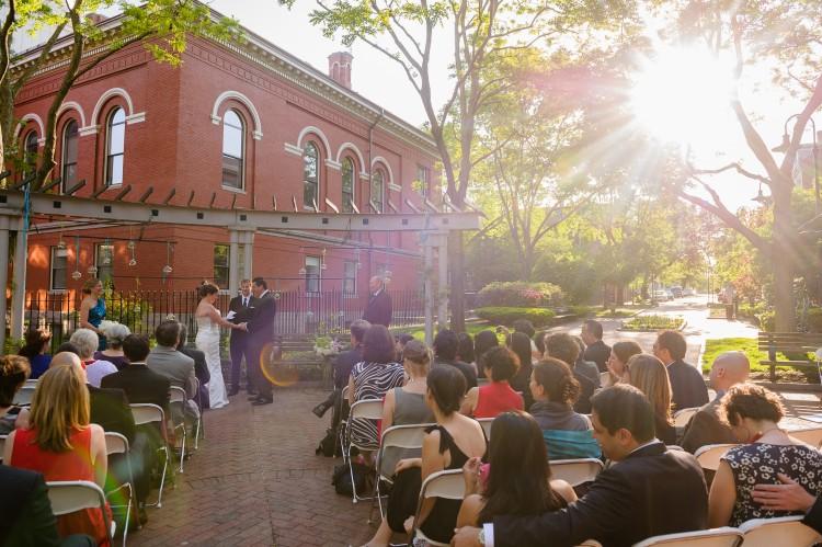 Cambridge Multicultural Arts Center Boston Wedding 13