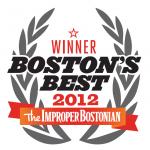 boston best updo 2012