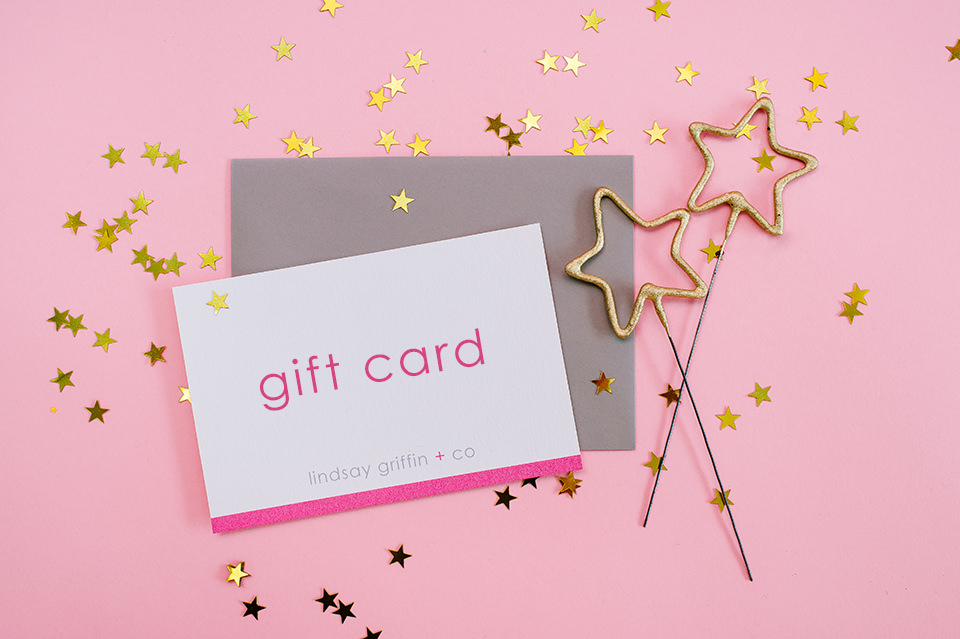 boston hair salon gift certificate card